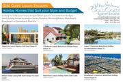 Gold Coast Luxury Escapes | Luxury Holidays Houses at Gold Coast