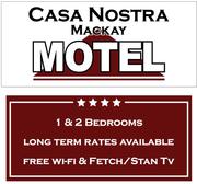 Mackay Motel Accommodation at Casa Nostra Motel - From $100.00